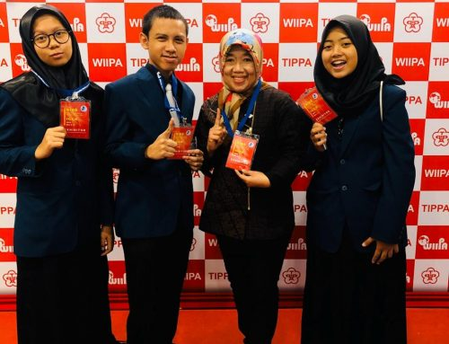 Delegasi SMAN 1 Malang Raih Gold Medal Dalam Ajang Kaohsiung International Invention & Design Expo 2019 Di Taiwan
